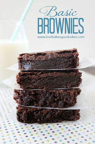 Brownies di base 3